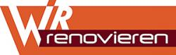 Logo Wir renovieren