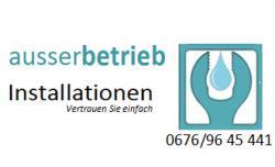Logo ausserbetrieb Installationen
