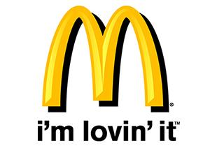 Logo McDonald's McDrive Gamsjäger Restaurant GesmbH